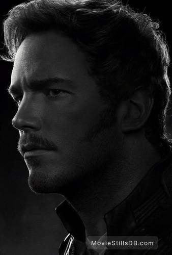 Avengers: Endgame - Promotional art with Chris Pratt