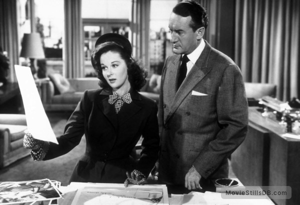 I Can Get It for You Wholesale - Publicity still of Susan Hayward & George Sanders