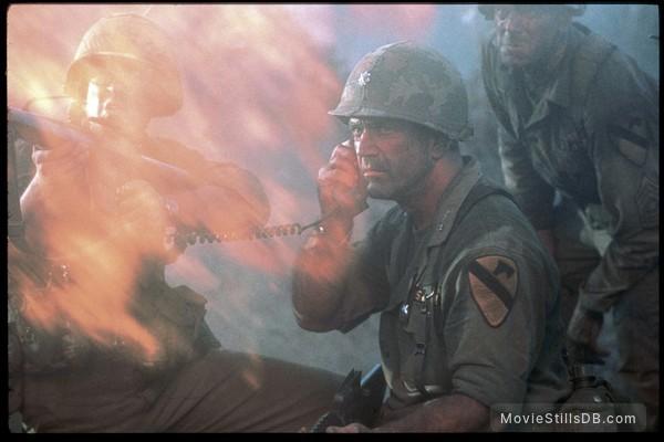 We Were Soldiers - Publicity still of Mel Gibson & Sam Elliott