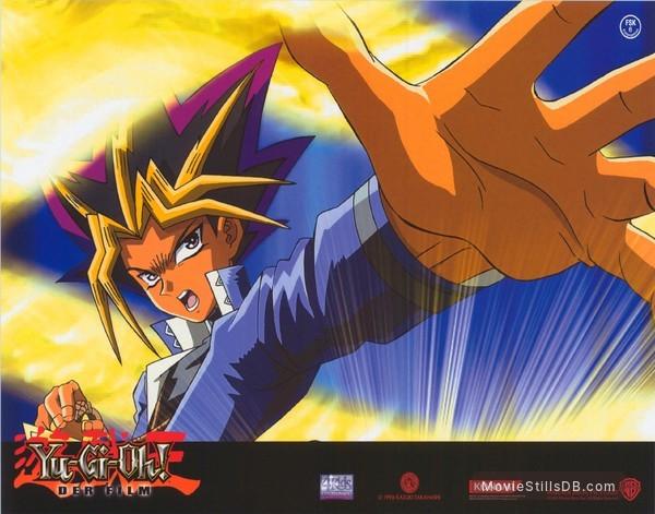 Yûgiô: Gekijô-ban - Lobby card