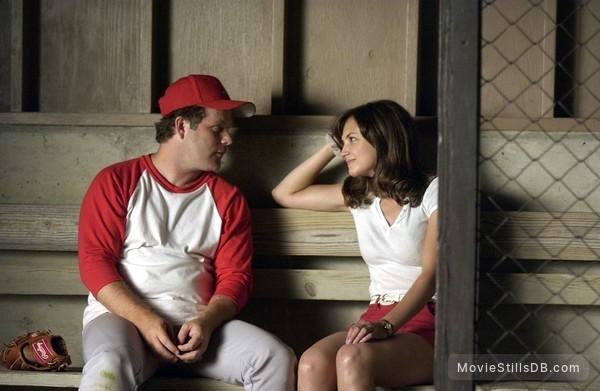The Final Season - Publicity still of Sean Astin & Rachael Leigh Cook