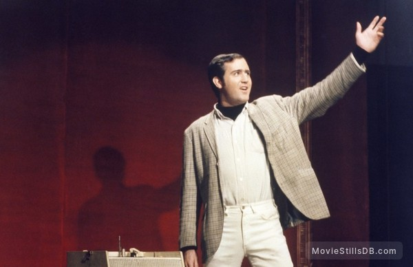 Saturday Night Live - Publicity still of Andy Kaufman