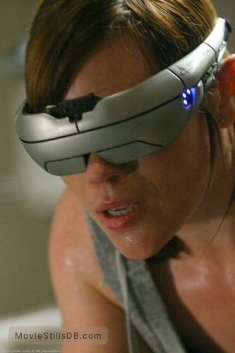 Virtuality - Publicity still of Clea DuVall