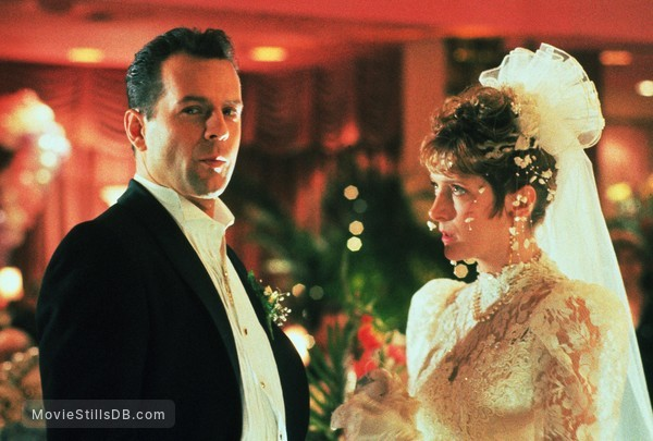 Mortal Thoughts - Publicity still of Glenne Headly & Bruce Willis