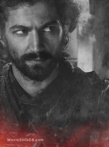 Game of Thrones - Promotional art with Michiel Huisman
