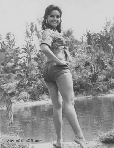Gilligan's Island - Publicity still of Dawn Wells