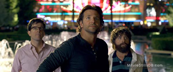 The Hangover Part III -  Bradley Cooper, Ed Helms & Zach Galifianakis