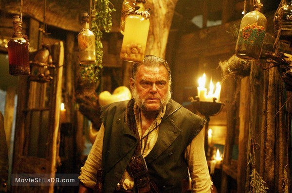 Pirates of the Caribbean: Dead Man's Chest - Publicity still of Kevin McNally