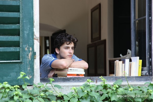 Call Me by Your Name - Publicity still of Timothée Chalamet