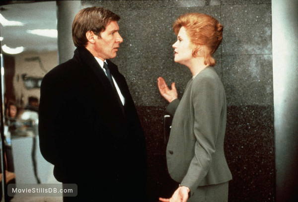 Working Girl - Publicity still of Melanie Griffith & Harrison Ford