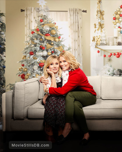 A Bad Moms Christmas 2017.A Bad Moms Christmas Promotional Art With Kristen Bell