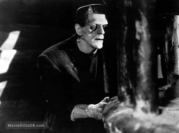 Frankenstein - Publicity still of Boris Karloff