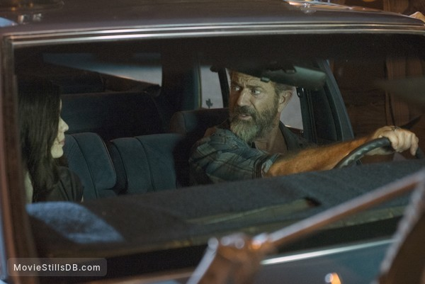 Blood Father - Publicity still of Mel Gibson