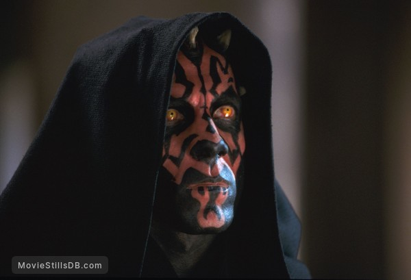 Star Wars: Episode I - The Phantom Menace - Publicity still of Ray Park