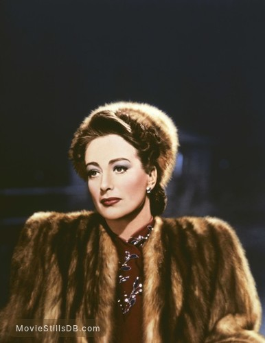 Mildred Pierce - Promotional art with Joan Crawford