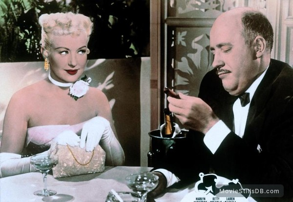 How to Marry a Millionaire - Publicity still of Betty Grable