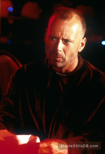 Pulp Fiction - Publicity still of Bruce Willis