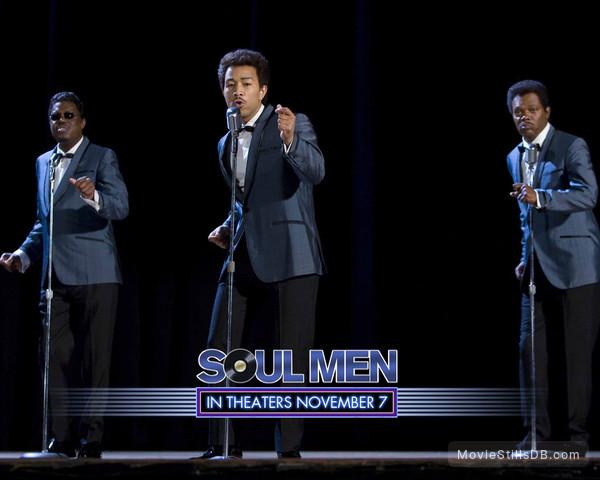 Soul Men - Wallpaper with Samuel L. Jackson & Bernie Mac