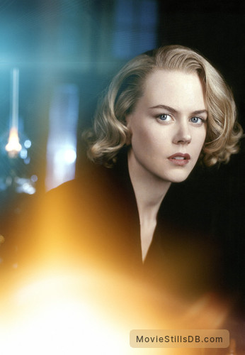 The Others - Promotional art with Nicole Kidman