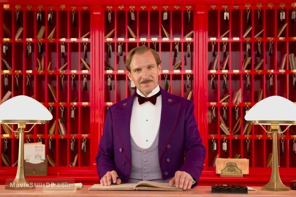The Grand Budapest Hotel - Publicity still of Ralph Fiennes