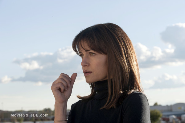 The Space Between Us - Publicity still of Carla Gugino
