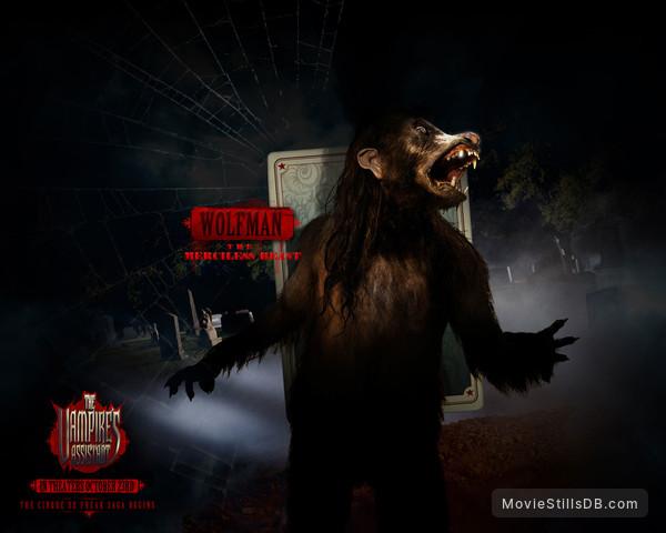 Cirque du Freak: The Vampire's Assistant - Wallpaper