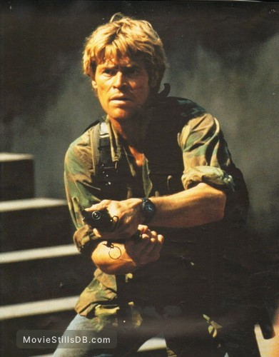 Clear And Present Danger Publicity Still Of Willem Dafoe