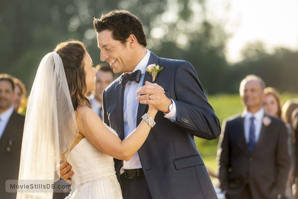 Lacey Chabert Wedding.All Of My Heart The Wedding Publicity Still Of Lacey Chabert