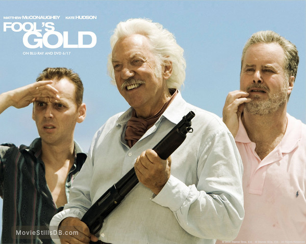 Fool's Gold - Wallpaper with Donald Sutherland & Ewen Bremner