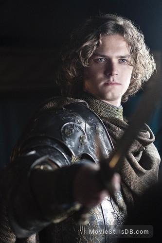 Game of Thrones - Publicity still of Finn Jones