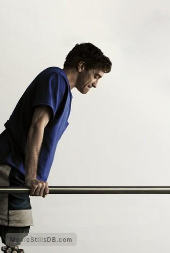 Stronger - Promotional art with Jake Gyllenhaal