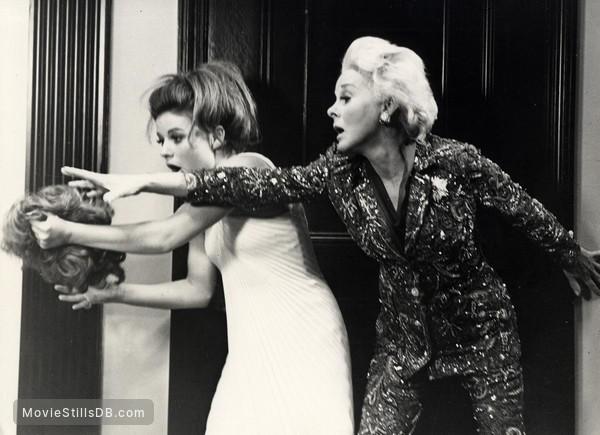Valley of the Dolls - Publicity still of Patty Duke & Susan Hayward