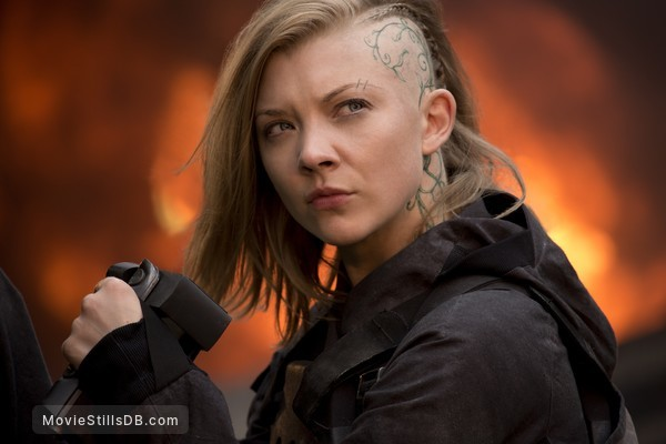 The Hunger Games: Mockingjay - Part 1 - Publicity still of Natalie Dormer