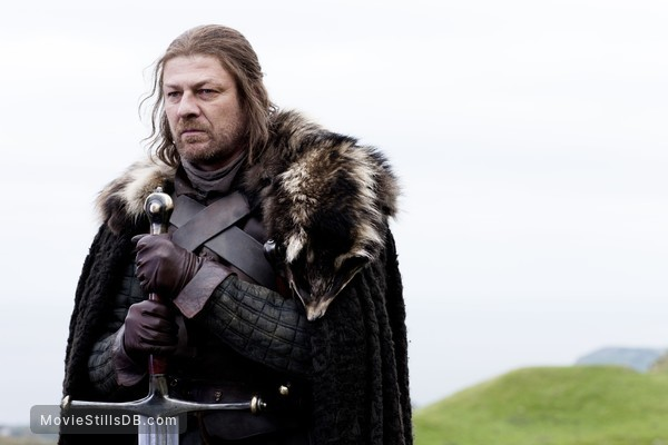 Game of Thrones - Publicity still of Sean Bean