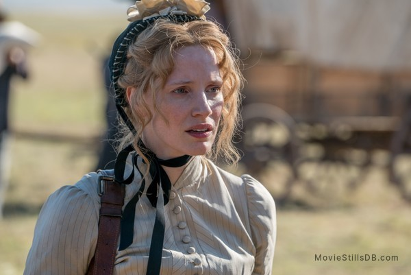 Woman Walks Ahead - Publicity still of Jessica Chastain