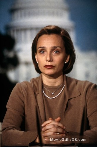 Random Hearts - Publicity still of Kristin Scott Thomas