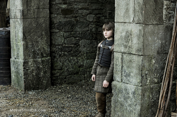 Game of Thrones - Publicity still of Isaac Hempstead-Wright