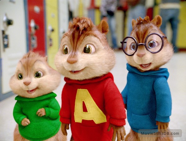 Alvin and the Chipmunks: The Squeakquel - Publicity still