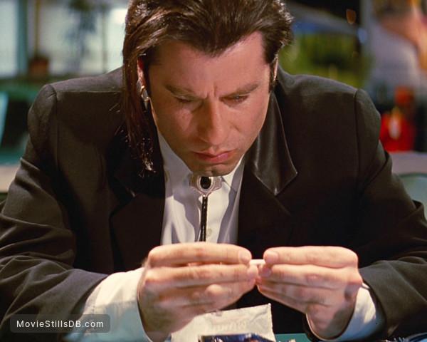 Pulp Fiction - Publicity still of John Travolta