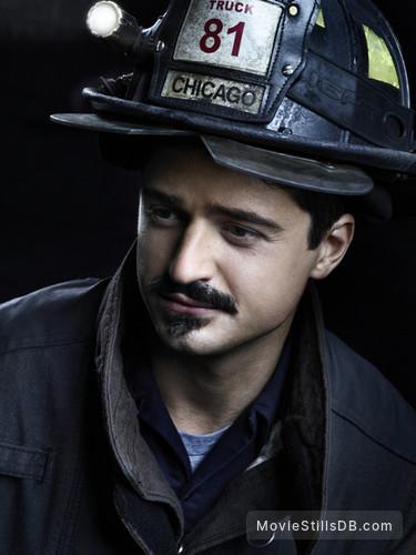 Chicago Fire - Publicity still of Yuri Sardarov