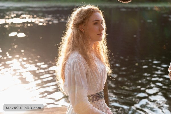 The Seagull - Publicity still of Saoirse Ronan