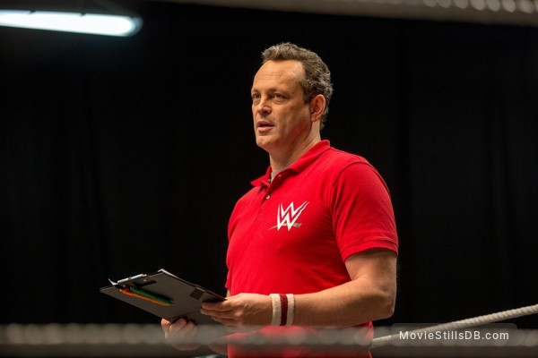 Fighting with My Family - Publicity still of Vince Vaughn