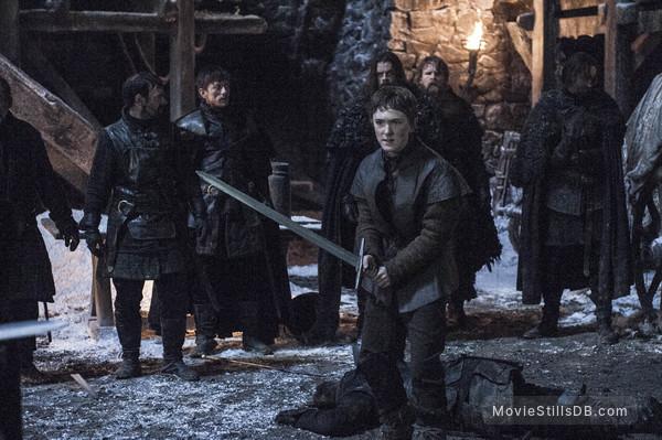 Game of Thrones - Publicity still of Brenock O'Connor