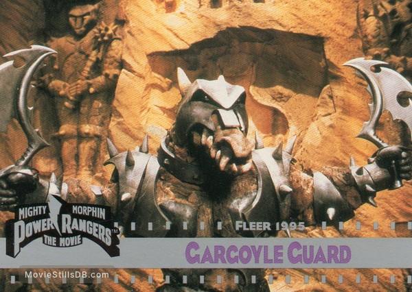 Mighty Morphin Power Rangers: The Movie - Lobby card