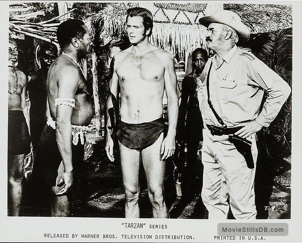 Tarzan - Publicity still of Ron Ely