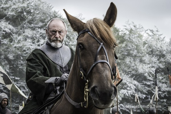 Game of Thrones - Publicity still of Liam Cunningham