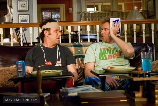 Step Brothers - Publicity still of Will Ferrell & John C. Reilly
