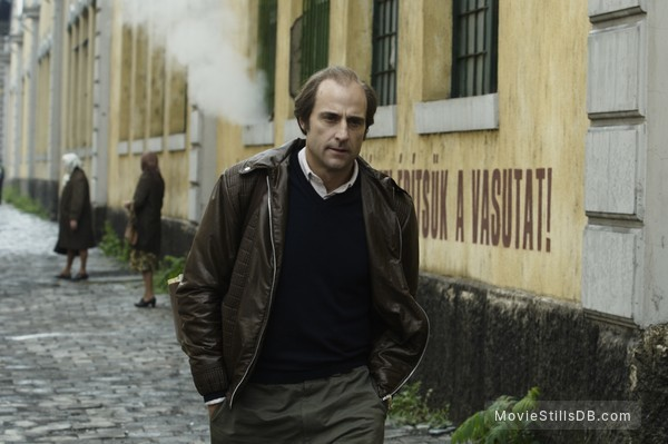 Tinker Tailor Soldier Spy - Publicity still of Mark Strong
