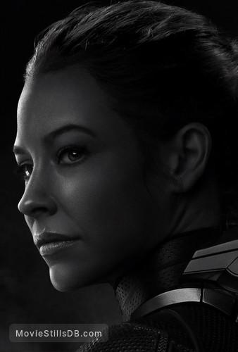 Avengers: Endgame - Promotional art with Evangeline Lilly