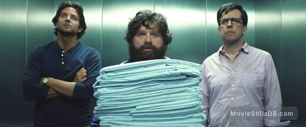 The Hangover Part III -  Bradley Cooper, Zach Galifianakis & Ed Helms